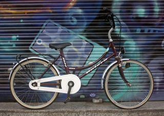 Bicicleta BH Bolero de niña.