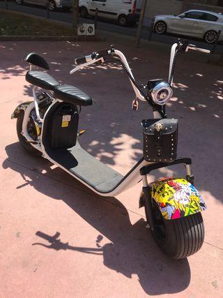 Patín moto eléctrico