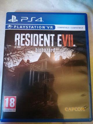 Resident Evil 7 - VII