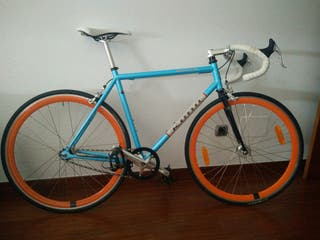 Bicicleta Kona Band Wagon Fixie Urbana
