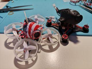 Drone Eachine uk65 frsky