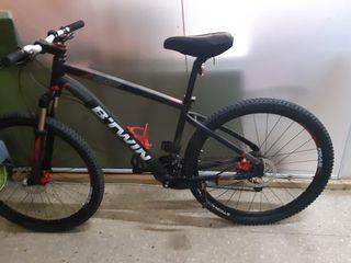 Bicicleta b'twin 540
