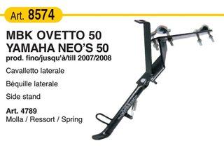 Caballete Neo's 50 del 2007/2008