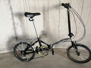 bicicleta plegable Monty F-19