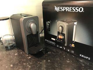 Cafetera Krups Xn410tpr4 Nespresso Prodigio