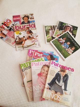 11 Revistas de patrones de niños