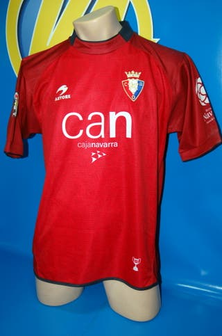 Camiseta can C.A. OSASUNA Final de copa 04/05