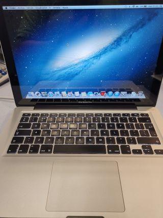 """MacBook Pro 13"""" procesador i5 a 2,5GHz, SSD nuevo"""