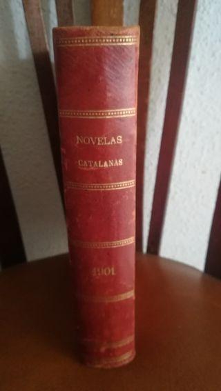 Novelas Catalanas y extranjeras
