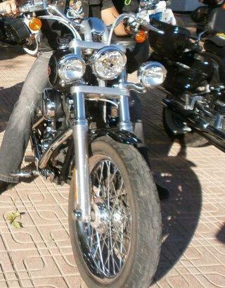 Faros Harley Davidson