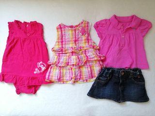 Lote ropa bebé 3-6m