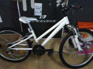 Vendo bici MTB para niño de 10 a 16 años.