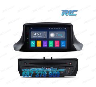 Radio DVD GPS para Renault Megane III y Fluence co