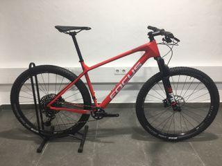 Bicicleta Focus Raven 8.8 2019
