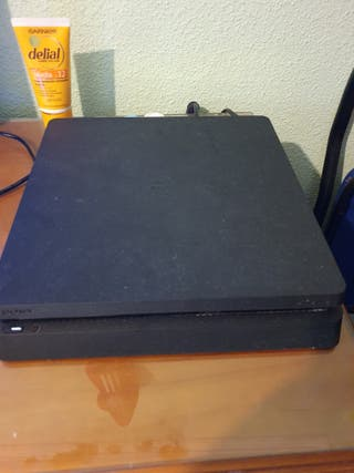 PS4 1 tb impecable