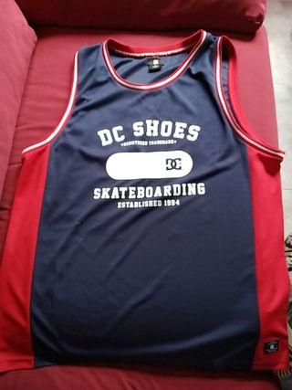 Camiseta basket DC SHOES T.L