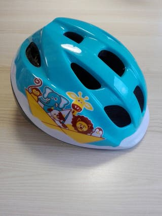Casco bici bebe