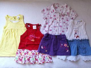 Lote ropa bebé 6-9m