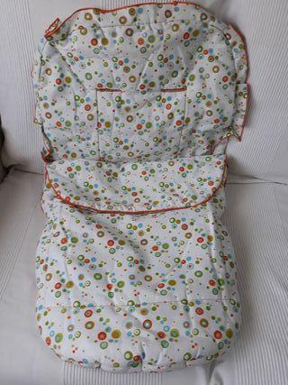 Saco de primavera para silla de bebé