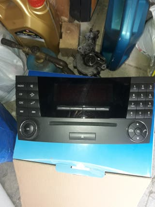 radio de coche Mercedes