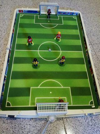 Maletín futbol Playmobil