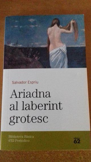 Ariadna al laberint grotesc de Salvador Espriu