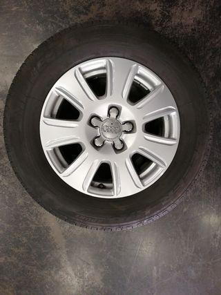 Llantas 4 Audi originales R16 (215 65 R16)
