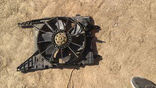 electro ventilador Renault Megane