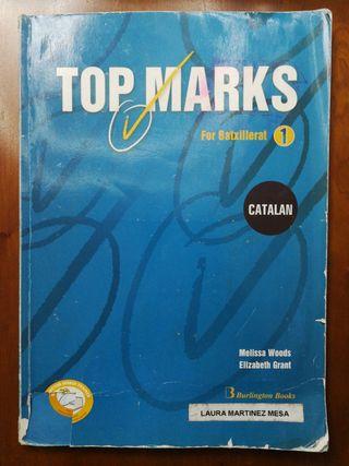 top marks libro inglés 1er batxillerato