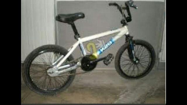 bicicleta BMX K2B