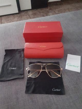 4ce7877052 Gafas Cartier de segunda mano en WALLAPOP