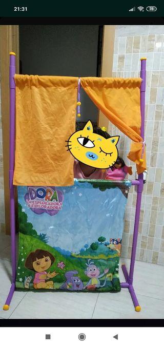 Marioneta de Dora