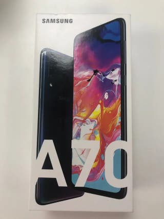 Samsung Galaxy A70 128Gb nuevo estrenar