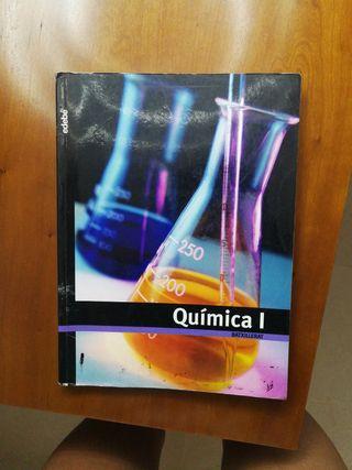 Química 1 libro batxillerato edebe
