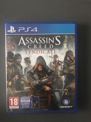 Juegos para *PS4*