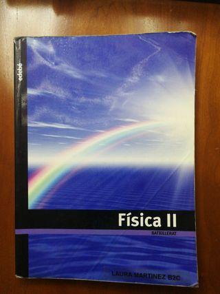 Libro física 2 batxillerato