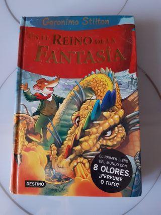 Libro Gerónimo Stilton En el reino de la fantasía