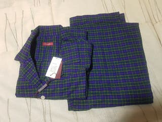 Pijama Emidio Tucci nuevo con etiquetas
