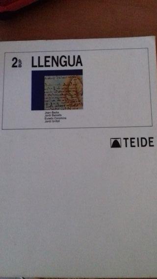 Llengua catalana Teide 2BUP