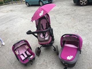 Silla bebe trio jane