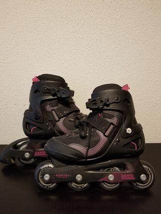 Patines en línea - Inline skates
