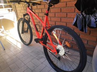 Bicicleta Btwin Rockrider 340 + Accesorios