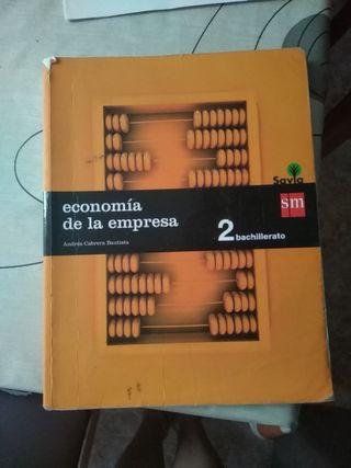 libro economía 2bachiller sm
