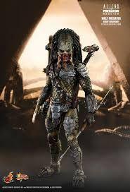 Hot toys Wolf Predator (Heavy Weaponry)