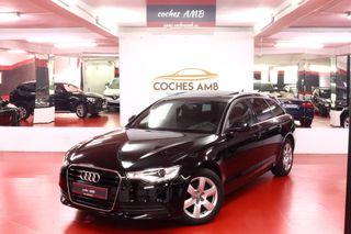 Audi A6 3.0Tdi 204 Multitronic Avant