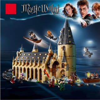Castillo Hogwarts Compatible Lego Harry Potter