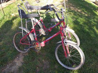 dos bicicletas motoretas BH 656 35 60 44