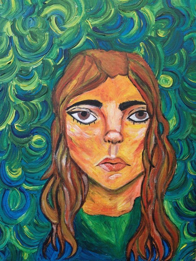Retratos abstractos