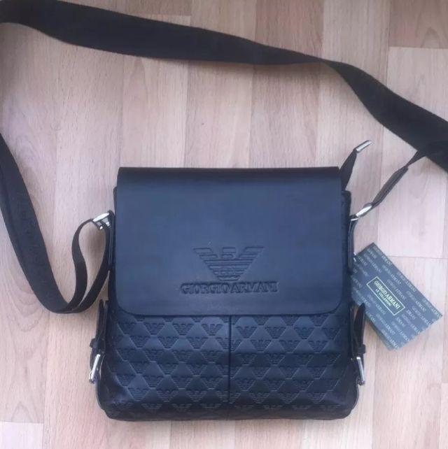Giorgio Armani Man Bag