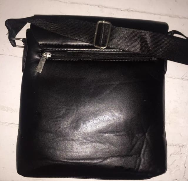 Polo Videng Man Bag (Ralph Lauren Man Bag).